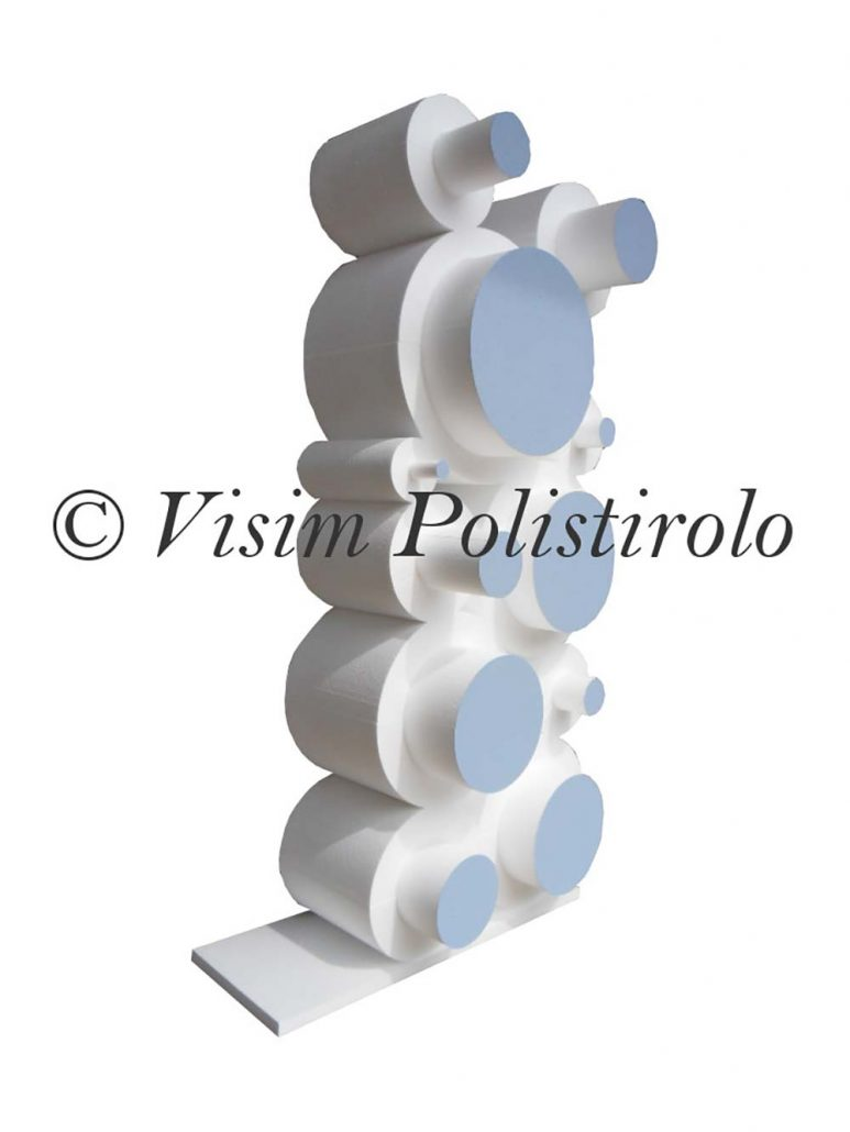 espositore  polistirolo sagoma decorazioni allestimenti scenografie  epscerchi6c
