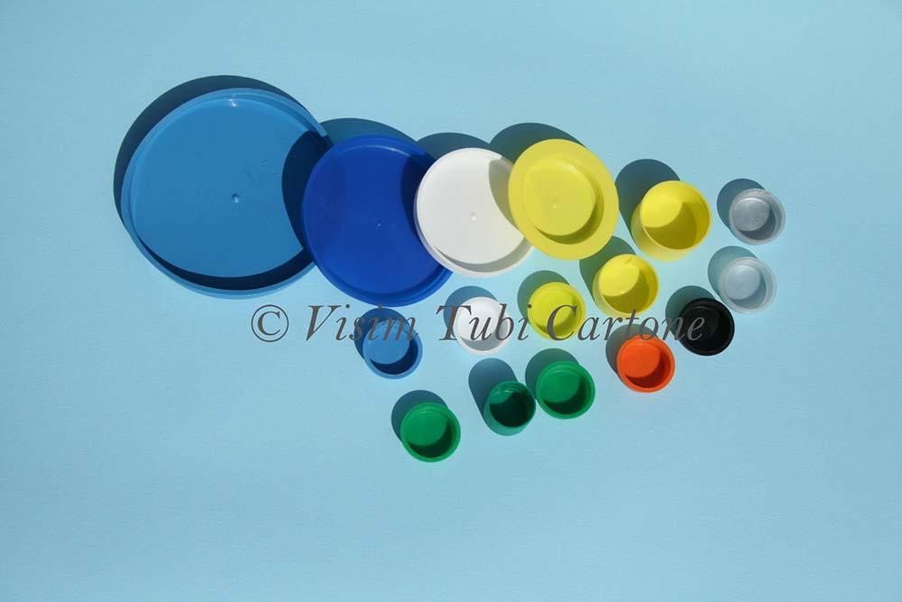 Tubi in cartone di varie dimensioni per imballo o for Tipi di tubi di plastica
