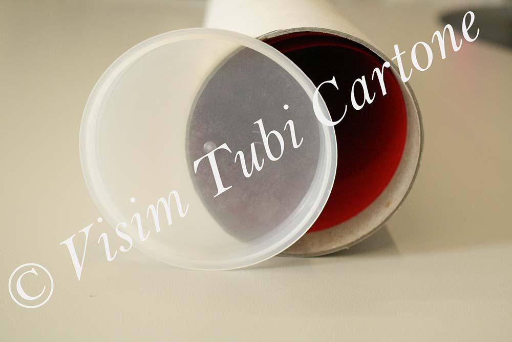 Tubi in cartone di varie dimensioni per imballo o for Tipi di tubi idraulici in plastica