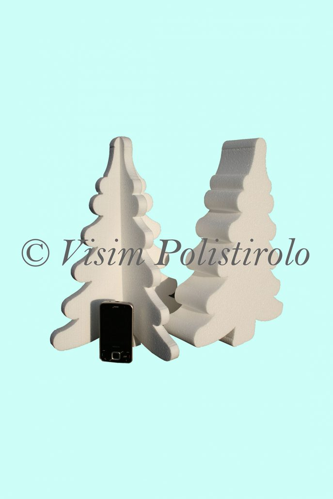 Sagome in polistirolo produzione per bricolage e didattica for Scenografie in polistirolo