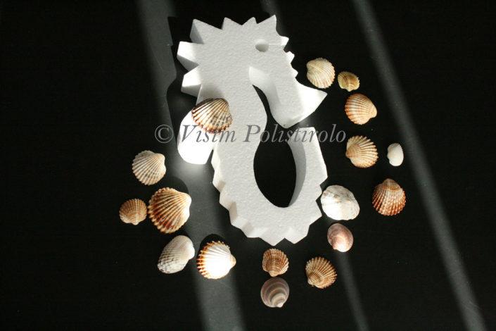 cavalluccio marino polistirolo