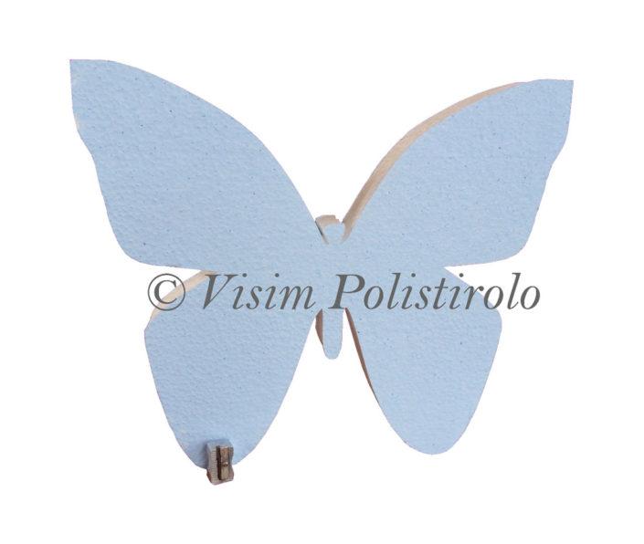 farfalla polistirolo visim sagome