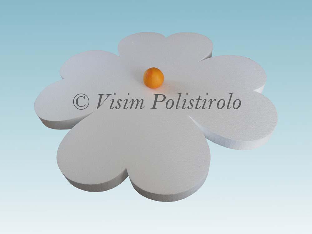 fiore polistirolo cake design