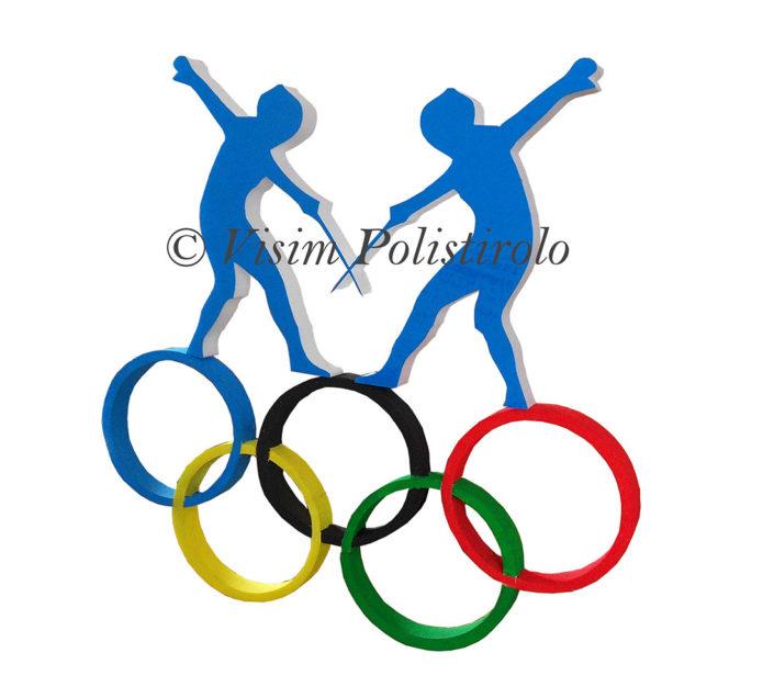 olimpiadi scherma allestimeto