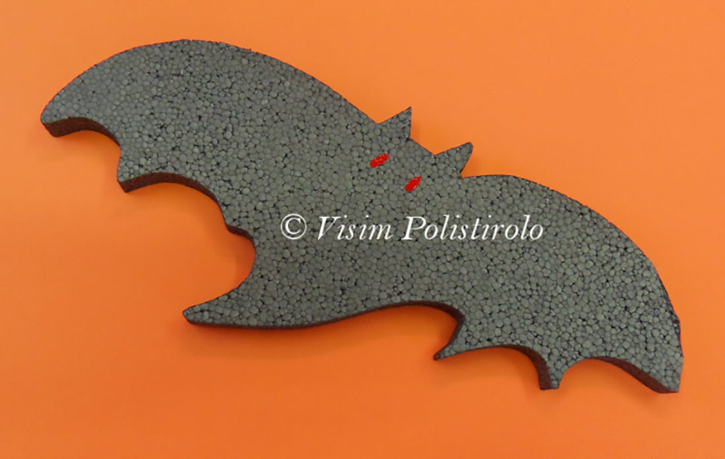 pipistrello polistirolo2