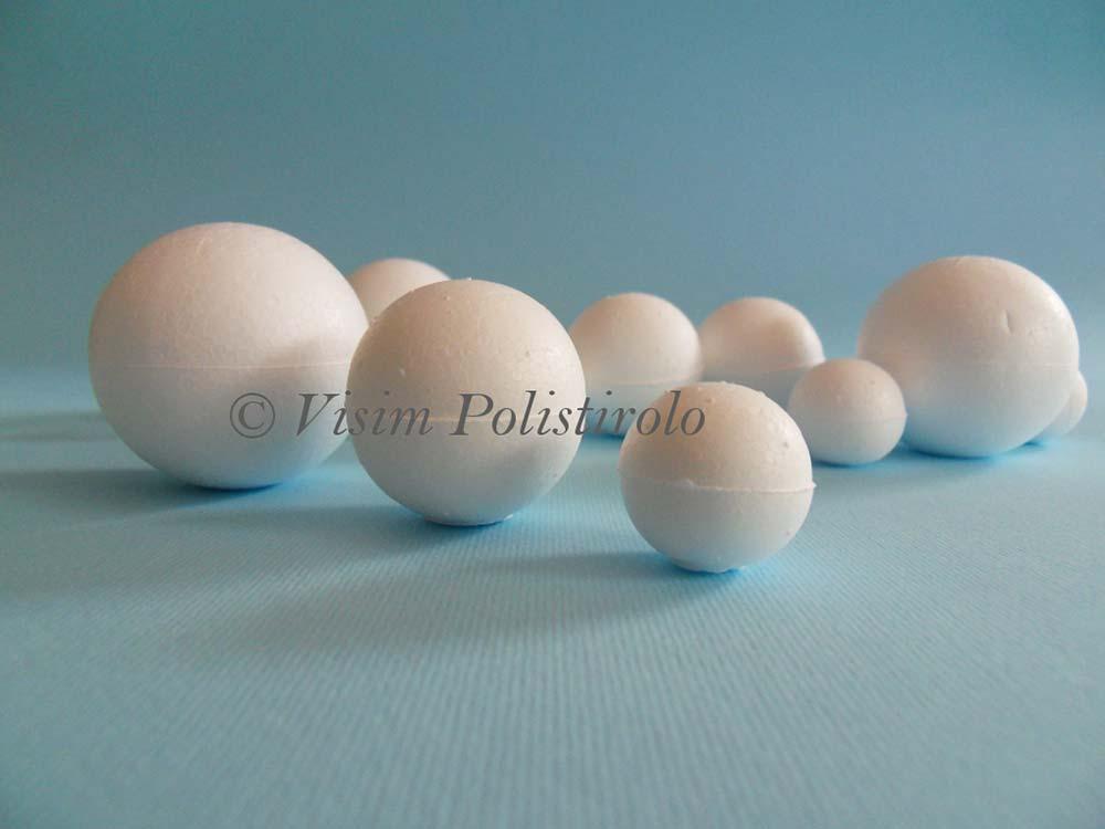 sfere polistirolo cake design