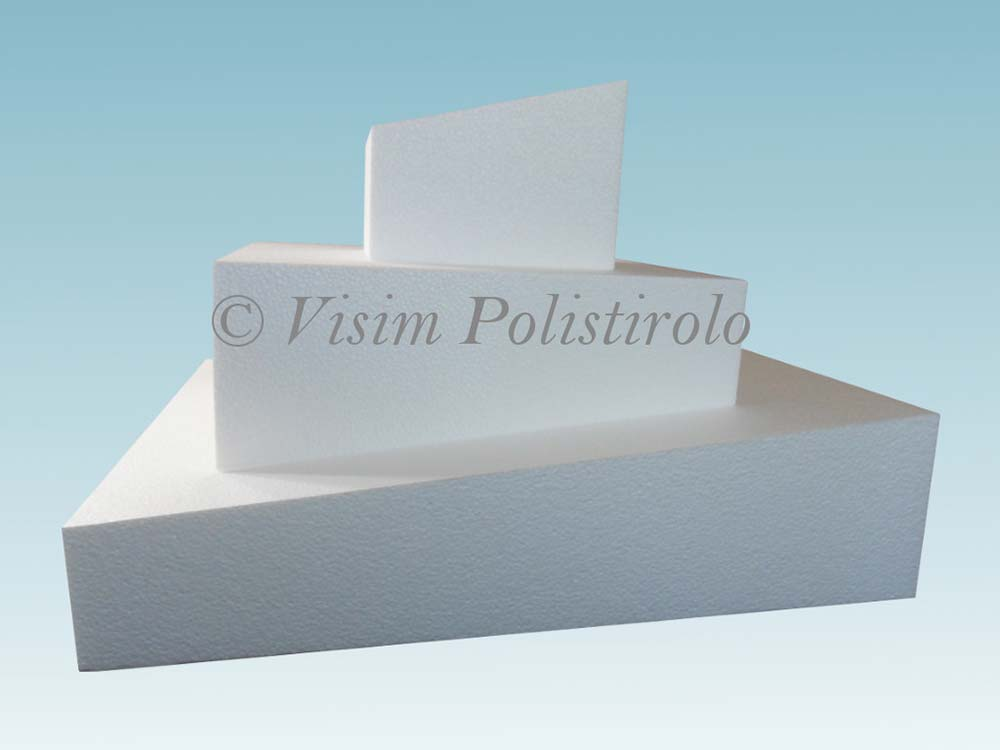 wonky cake dummy base polistirolo