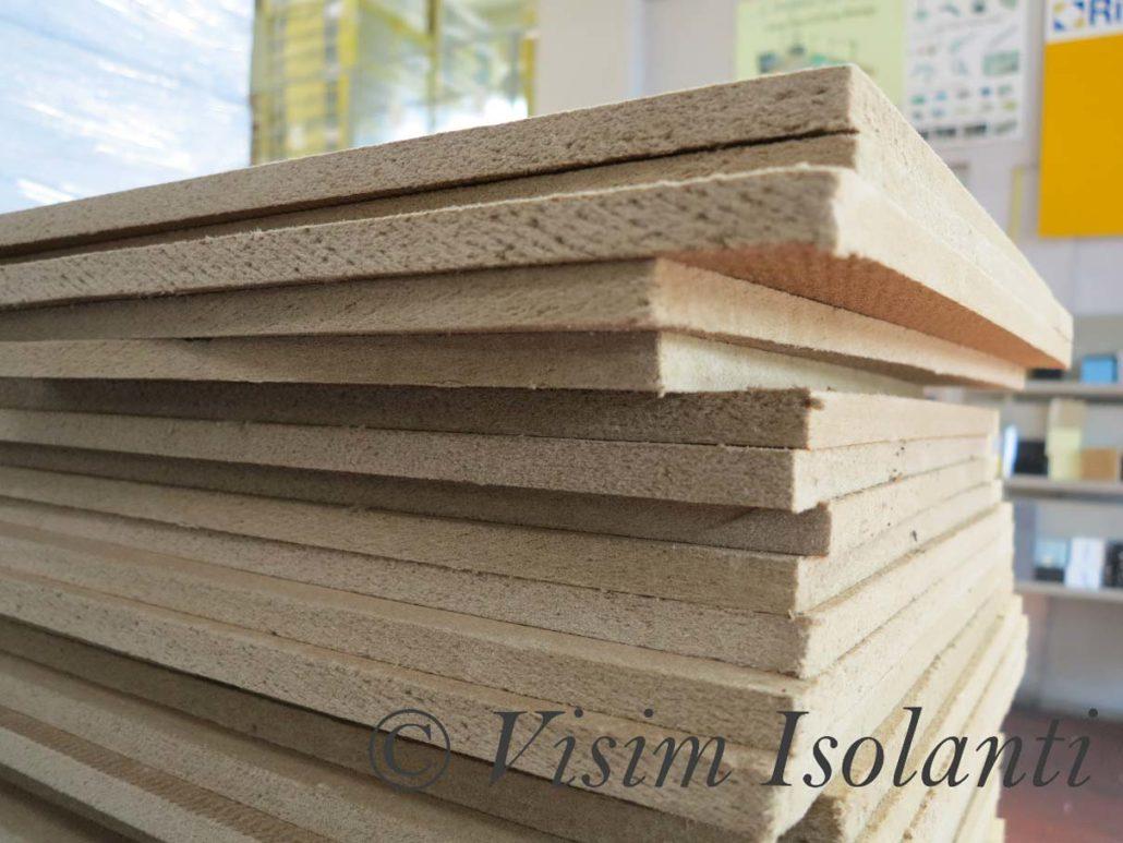 fibra legno isolanti visim