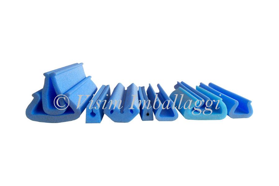 polietilene angolari poliuretano imballaggio