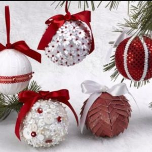Addobbi Natalizi Giganti.Sfere In Polistirolo Per Natale Visim Srl